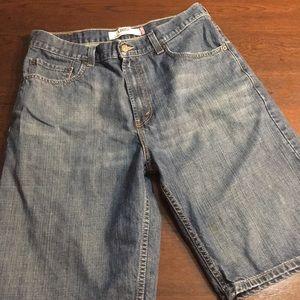 Levi's 569 Denim Shorts